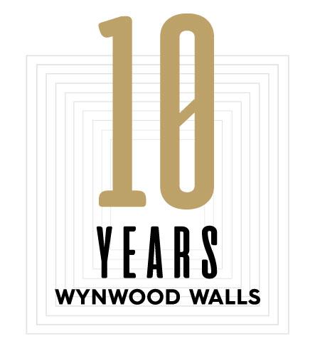 Ten Years Wynwood Walls group show Leon Keer