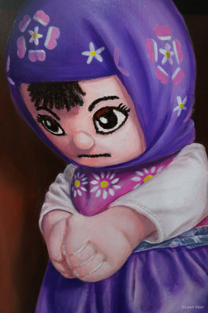3d-painting-by-leonkeer-refugee-doll