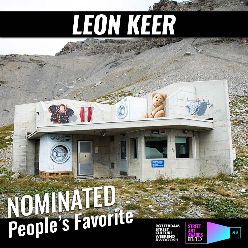 Peoples Favorite Leon Keer