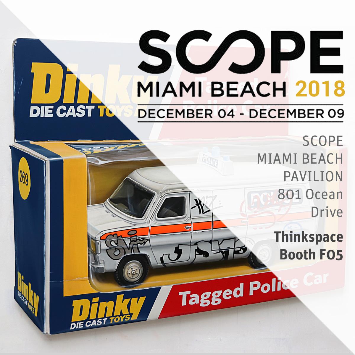 Scope Art Miami Beach 2018 Leon Keer
