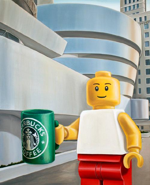 Starbucks - Ego Leonard