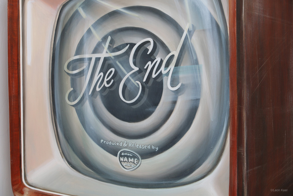 The End by Leon Keer