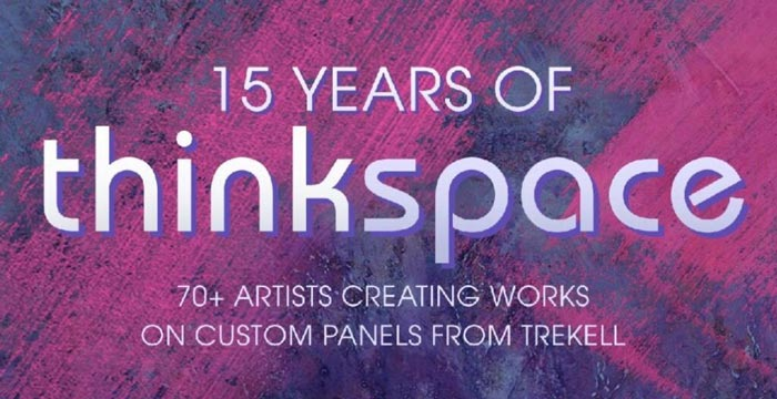 Thinkspace celebrating 15th anniversary
