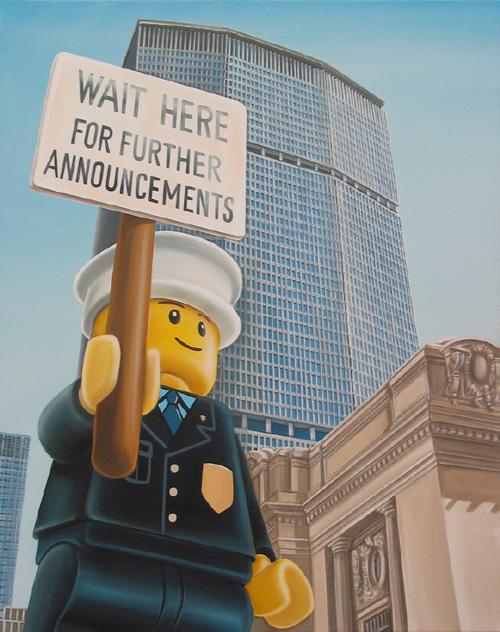 Wait here - Ego Leonard
