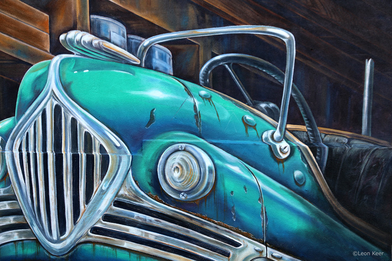 bumpercar-mural-powwow-leonkeer