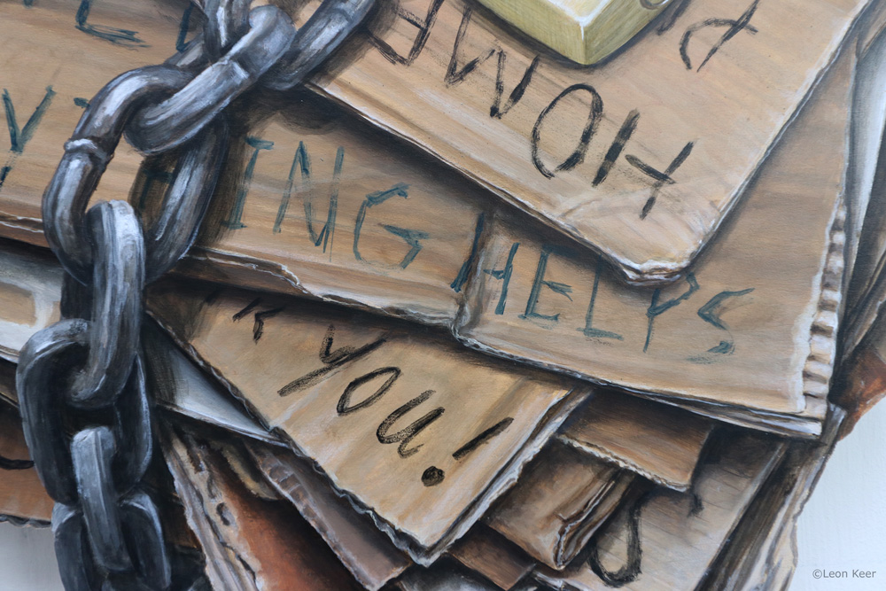 Indifference-3d-painting-leonkeer-homeless