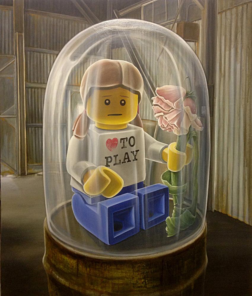 Love to play - Ego Leonard