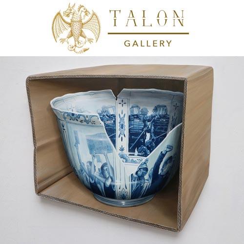 Leon Keer Talon Gallery Portland