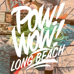 """Thinkspace and POW! WOW! Long Beach present: """"MOVEMENT"""""""