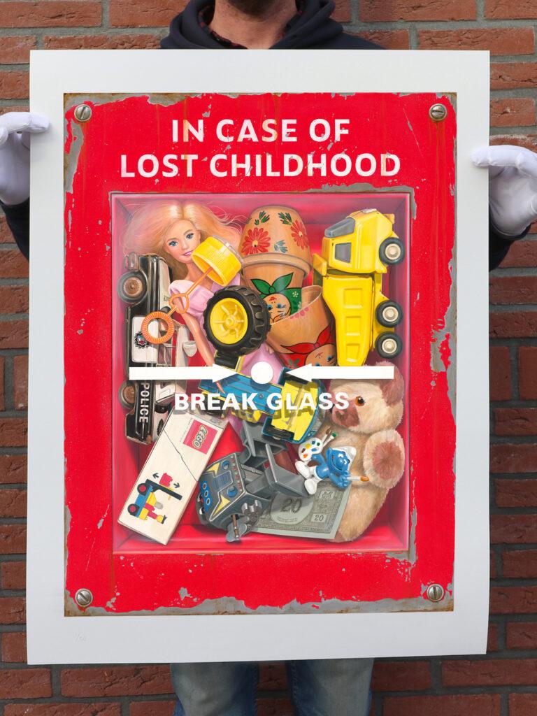 Print Leon Keer - In case of lost childhood