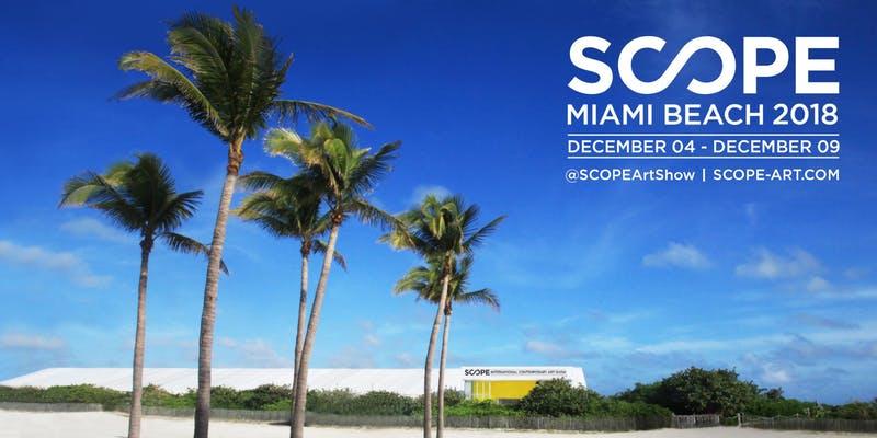 Scope Art Show Miami 2018